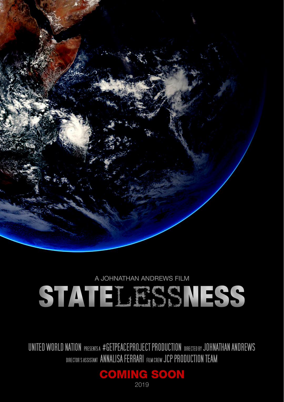 Statelessness Film By Johnathan Andrews