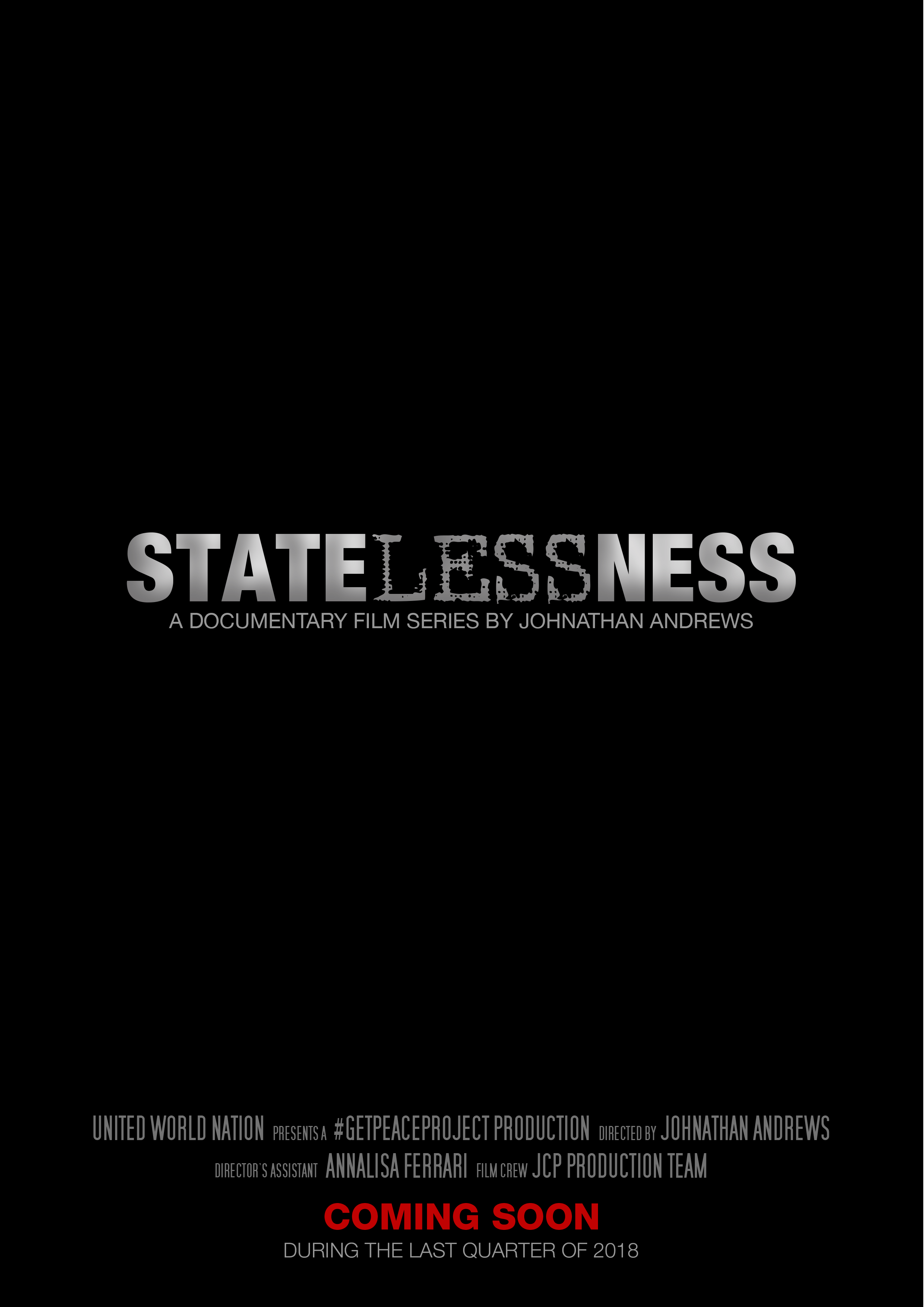 Statelessness Documentary Film Series By Johnathan Andrews