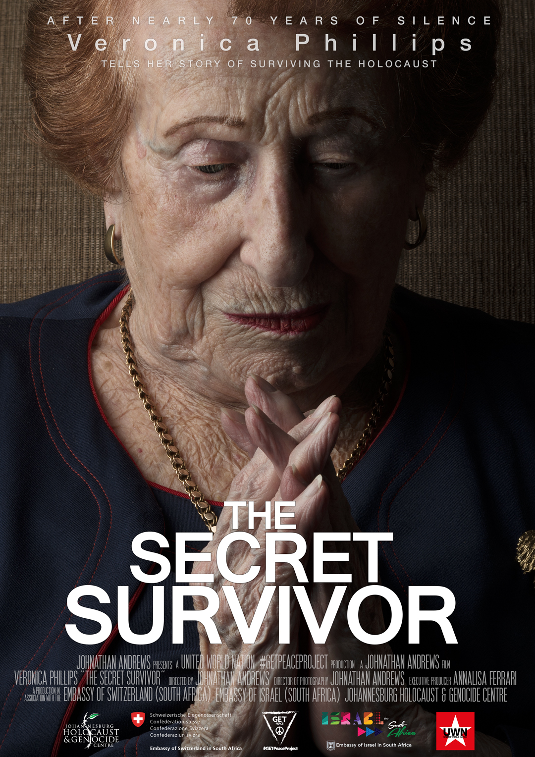 Veronica Phillips The Secret Survivor