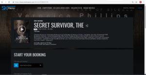 The Secret Survivor by Johnathan Andrews